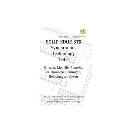SOLID EDGE ST6 Synchronous Technology Teil 1 (9783732286553)