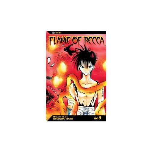 Flame of Recca, Vol. 9