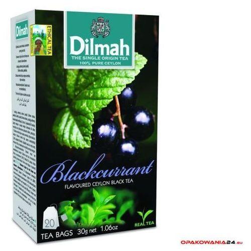 Herbata DILMAH AROMAT CZ.PORZECZKA 20t*1,5g