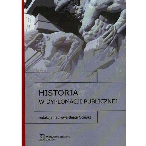 Historia dyplomacji publicznej (233 str.)