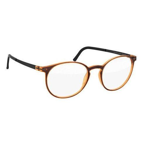 Okulary korekcyjne titan accent fullrim 2906 2540 marki Silhouette