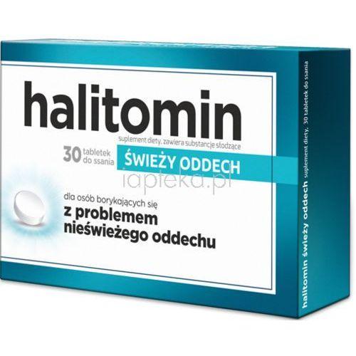 Halitomin 30 tabletek do ssania marki Aflofarm