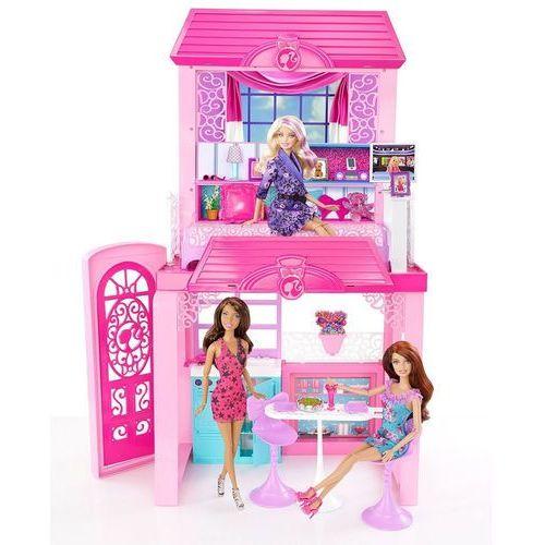 Domek i lalka Barbie Y4118, Barbie z Mall.pl