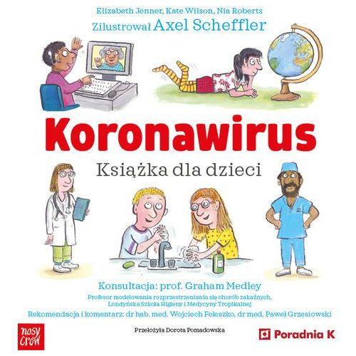 Koronawirus. Książka dla dzieci - Elizabeth Jenner - ebook