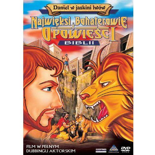 Daniel w jaskini lwów - film dvd marki Praca zbiorowa