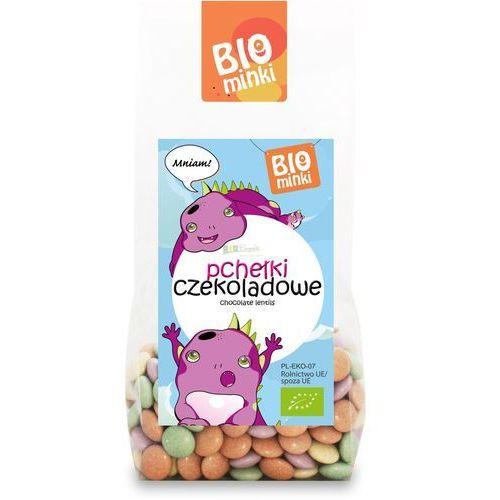 Pchełki czekoladowe bio 100 g - biominki marki Biominki (przekąski dla dzieci)