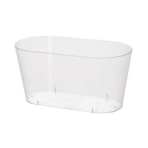 Form-plastic Osłonka na storczyki 26.7 x 13.5 cm plastikowa bezbarwna (5907474333823)