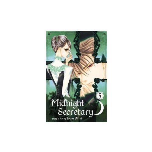 Midnight Secretary, Vol. 5 (9781421559483)