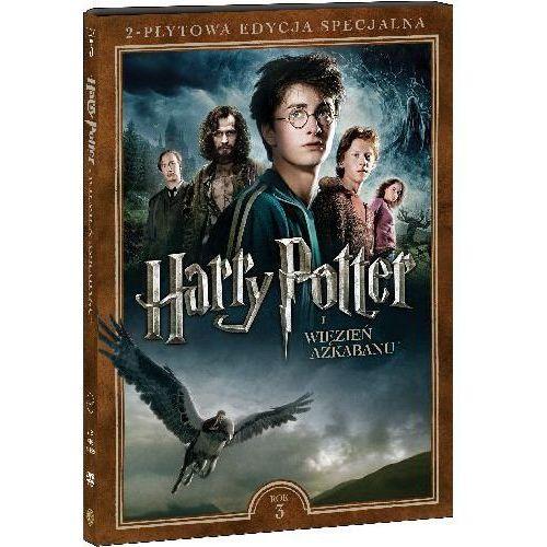 Harry Potter i Więzień Azkabanu (2-płytowa edycja specjalna) (DVD) - Alfonso Cuaron DARMOWA DOSTAWA KIOSK RUCHU (7321908284457)