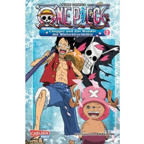One Piece: Chopper und das Wunder der Winterkirschblüte. Bd.2 (9783551760104)
