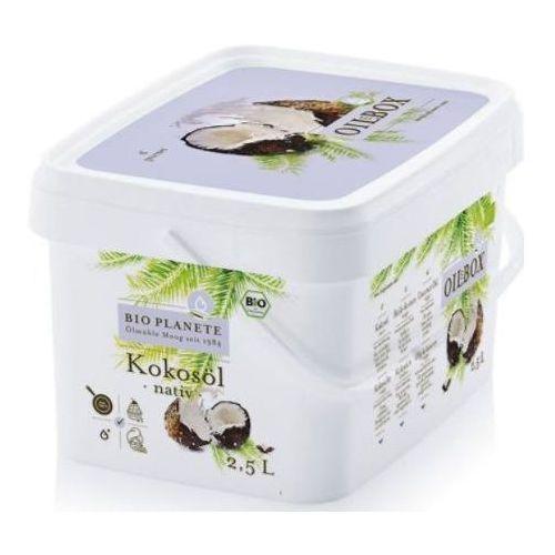 Bio Planet Olej kokosowy VIRGIN BIO 2,5 L