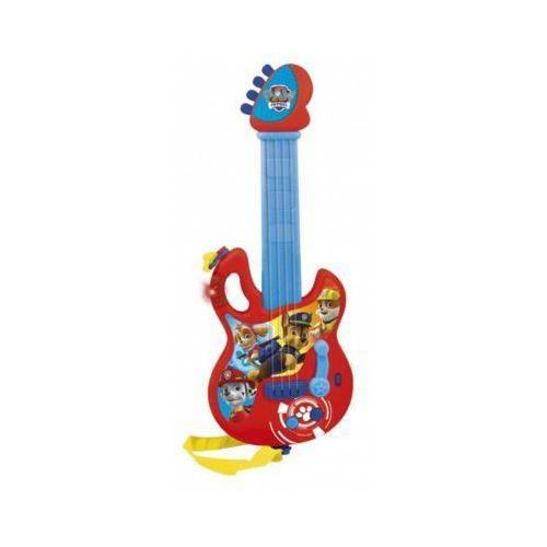 Psi patrol gitara elektroniczna - darmowa dostawa od 199 zł!!! marki Reig musicales