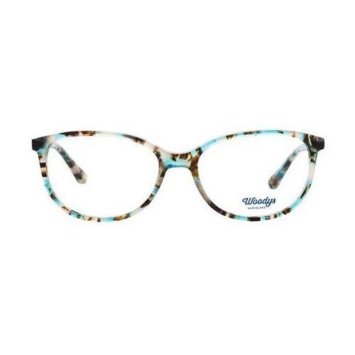 Okulary Korekcyjne Woodys Barcelona Kiwi 04