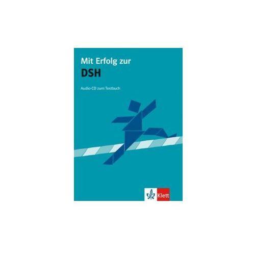 Mit Erfolg Zur DSH. CD do Testów, praca zbiorowa