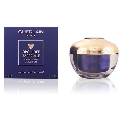 Guerlain orchidée impériale the neck and décolleté cream krem do dekoltu 75 ml dla kobiet (3346470611931)