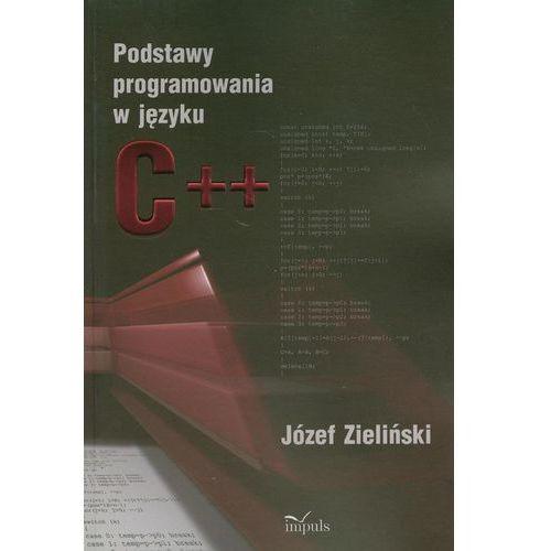 Podstawy programowania w języku C++ (192 str.)