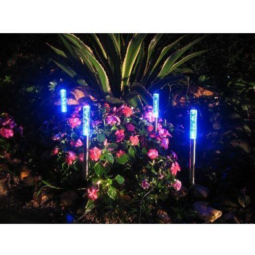 Oświetlenie solarne do ogrodu 4szt. - produkt dostępny w Centrum Dystrybucji i Logistyki MILLENNIUM