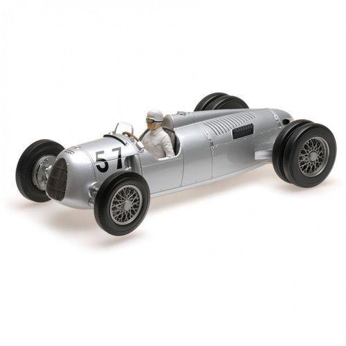 Minichamps Auto union typ c #57 hans stuck winner shelsley walsh hillclimb 1936 - darmowa dostawa!!! (4012138141537)