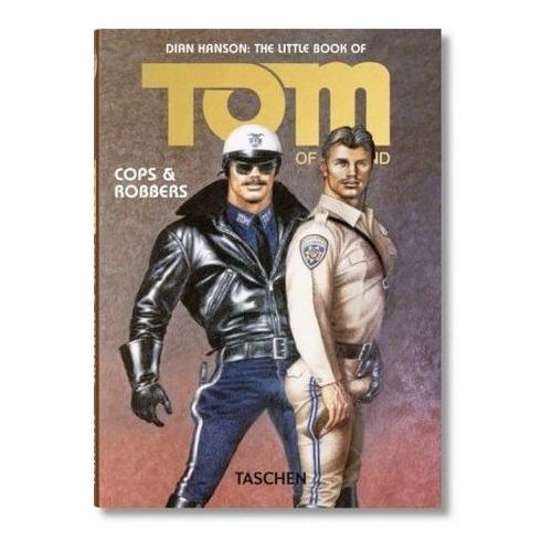 The Little Book of Tom of Finland: Cops & Robbers (9783836540735)