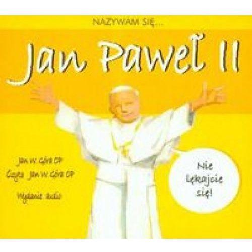 Nazywam się Jan Paweł II (Płyta CD), oprawa kartonowa