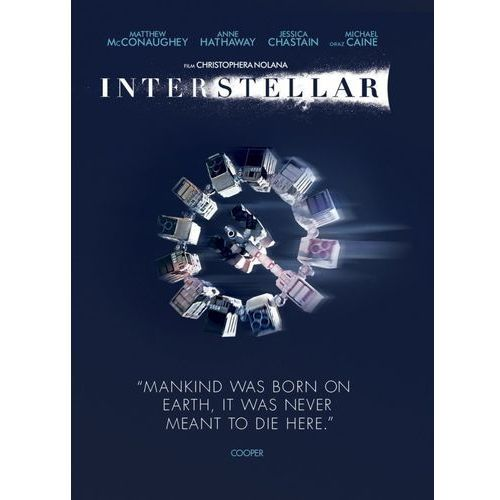 INTERSTELLAR (DVD) ICONIC MOMENTS (Płyta DVD)
