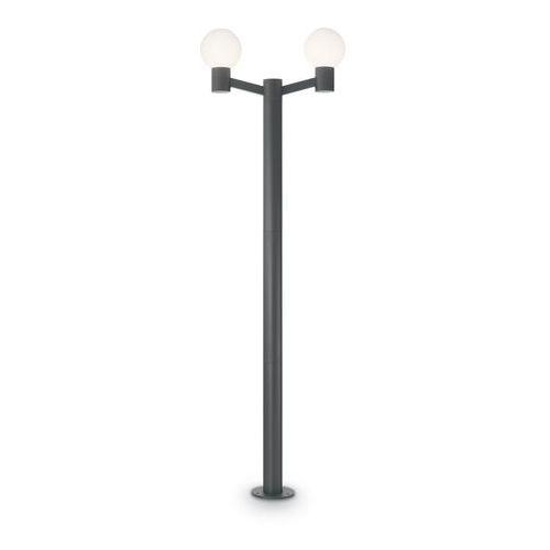 Ideal lux 135977 lampa stojąca ogrodowa symphony pt2 antracyt