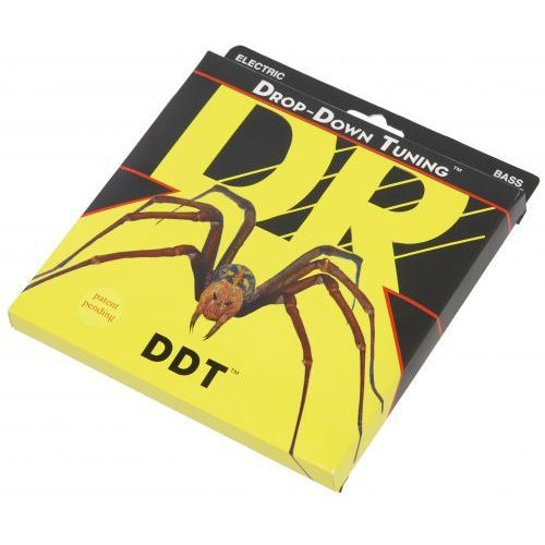 DR DDT-65 Drop-Down Tuning struny do gitary basowej 65-125