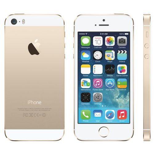 Telefon Apple iPhone 5s 32GB, przekątna wyświetlacza: 4