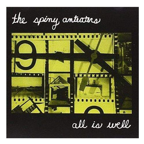 Spiny anteaters, the - all is well marki Kranky