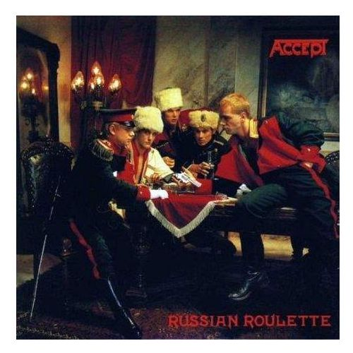 Cherry red Accept - russian roulette