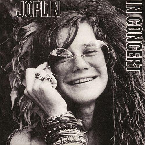 JANIS JOPLIN - JOPLIN IN CONCERT (CD), 4668382