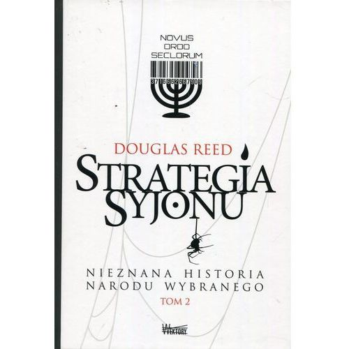 Strategia Syjonu T.2 Nieznana historia narodu..., Reed Douglas