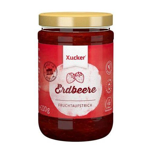 dżem truskawkowy 220 g marki Xucker