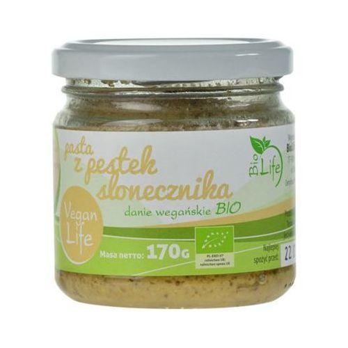 BIOLIFE 170g Pasta z pestek słonecznika Bio