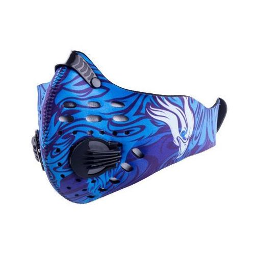 Maska Antysmogowa Motion Blue Hawk