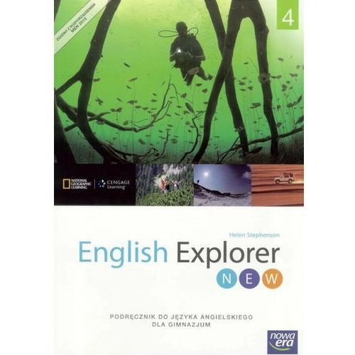 English Explorer New 4 SB Intermediate NE - Stephenson Helen, Helen Stephenson