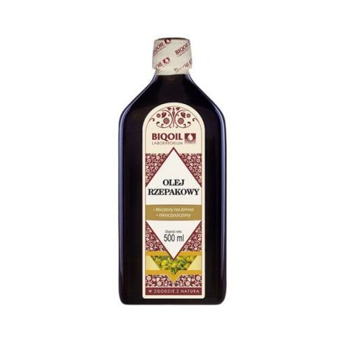 Olej rzepakowy 500ml - 500ml, kup u jednego z partnerów