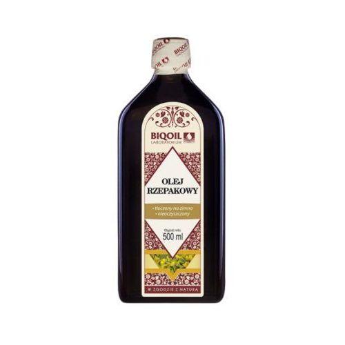 Olej rzepakowy 500ml - 500ml