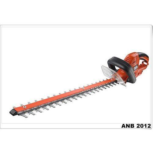 Nożyce do żywopłotu 550 W, 60 cm Black & Decker GT5560 - oferta (05d2247057e1b254)