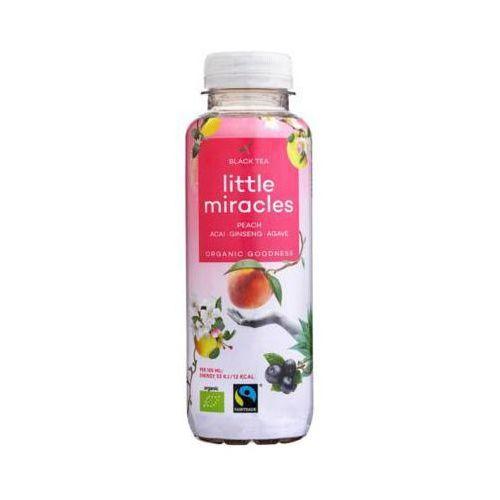 Bio planet Little miracles 330ml czarna herbata napój energetyzujący bio
