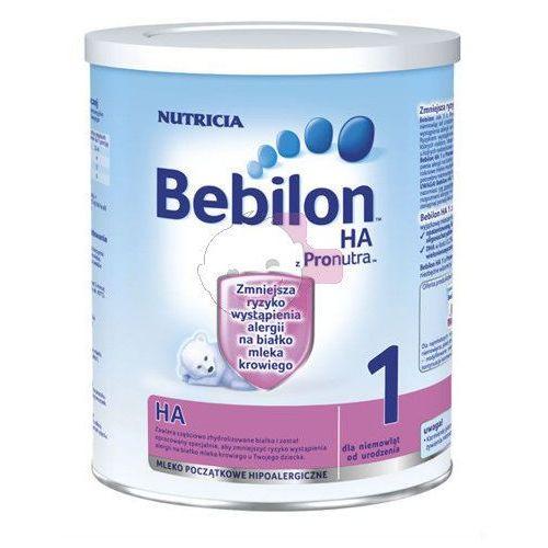 Bebilon HA 1 z Pronutra mleko hipoalergiczne 400g (mleko dla dzieci)