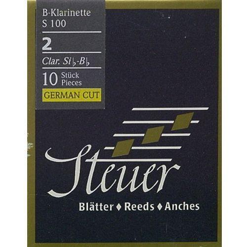 Steuer Stroik Klarnet w stroju Bb Blue Line S800 2