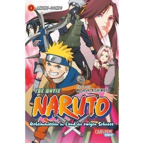 Naruto - The Movie: Geheimmission im Land des ewigen Schnees. Bd.1 (9783551773951)