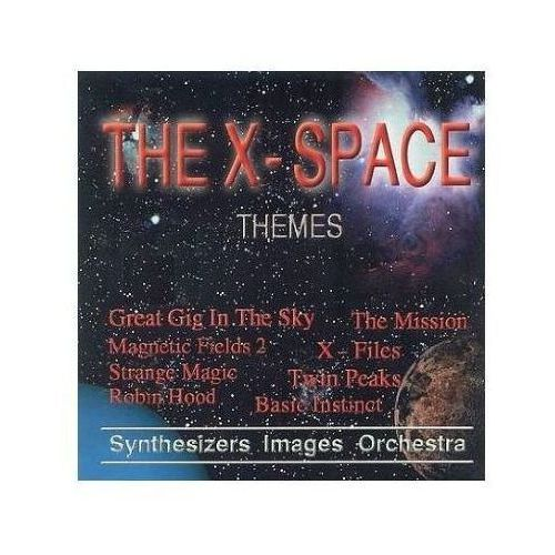 Synthesizers Images Orchestra - The X- Space CD