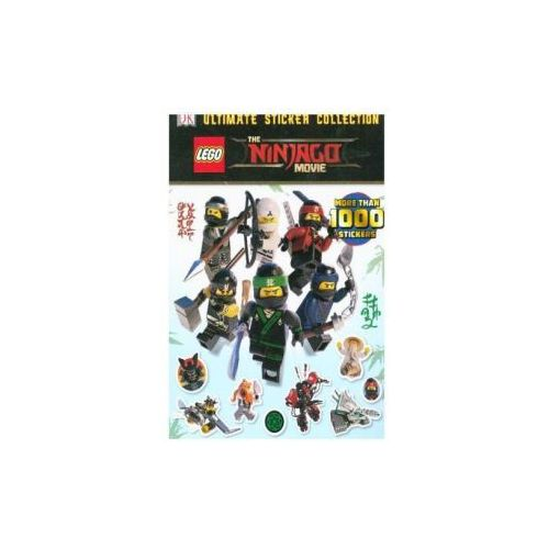 The Lego(r) Ninjago(r) Movie(tm) Ultimate Sticker Collection, Dk
