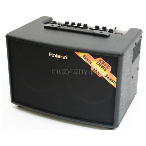 ac-60 wzmacniacz do gitary akustycznej marki Roland