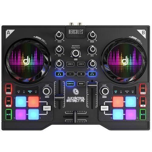 Konsola DJ HERCULES DJ Control Instinct P8 + DARMOWY TRANSPORT!, 4780861