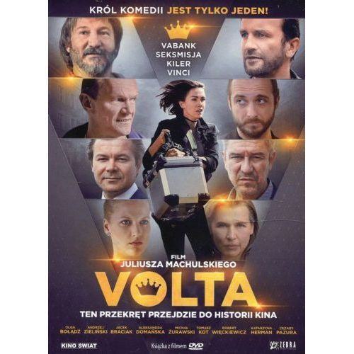 Volta/ - add media. darmowa dostawa do kiosku ruchu od 24,99zł marki Kino świat