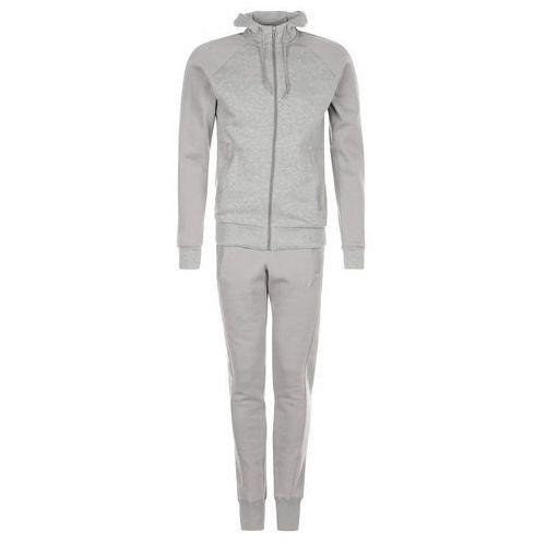 adidas Performance Dres mediem grey heather/solid grey - produkt z kategorii- dresy męskie komplety