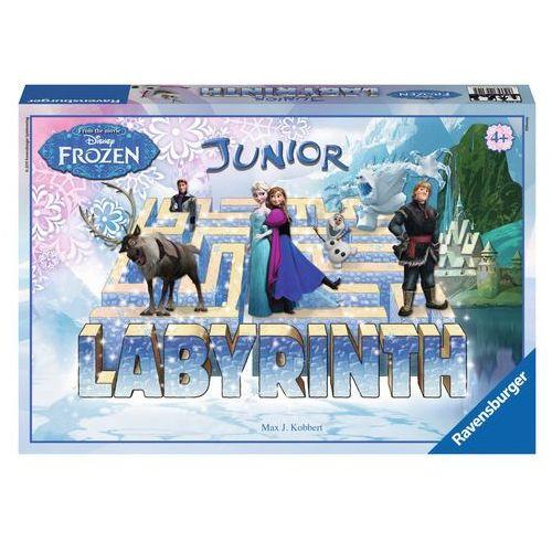 RAVEN. Gra Frozen Labirynth (4005556211869)